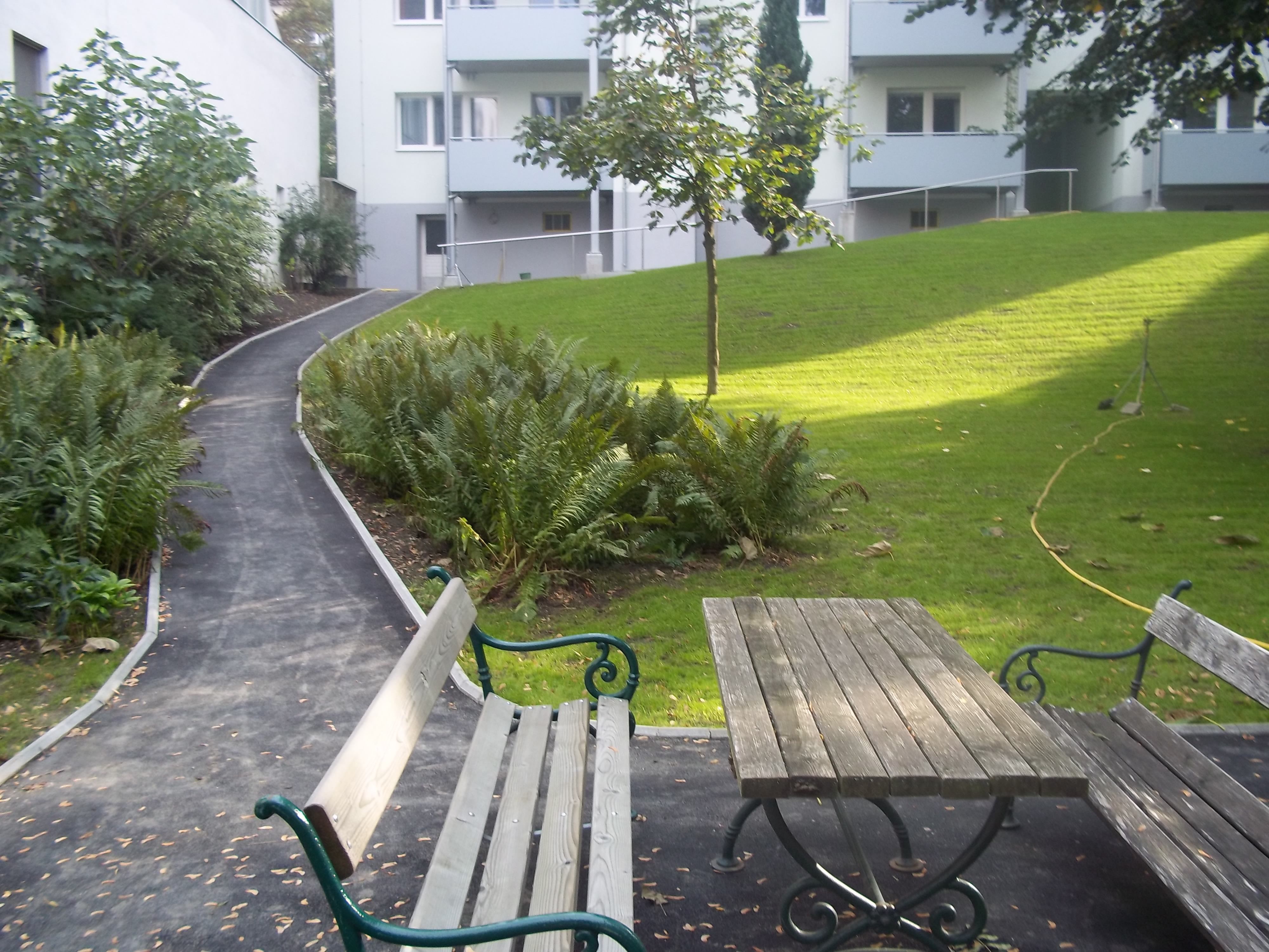 Gartengestaltung garten weilinger for Gartengestaltung 100 qm